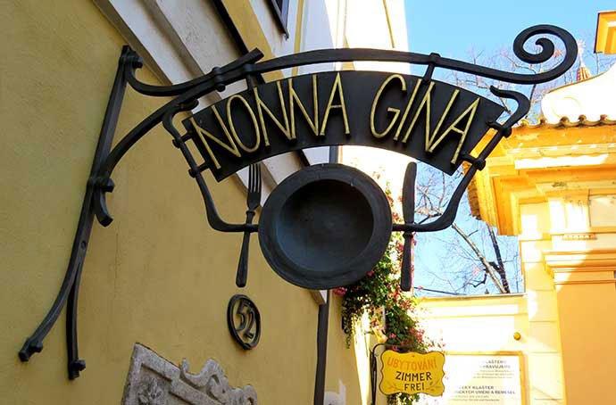 Pizzería Nonna Ginna