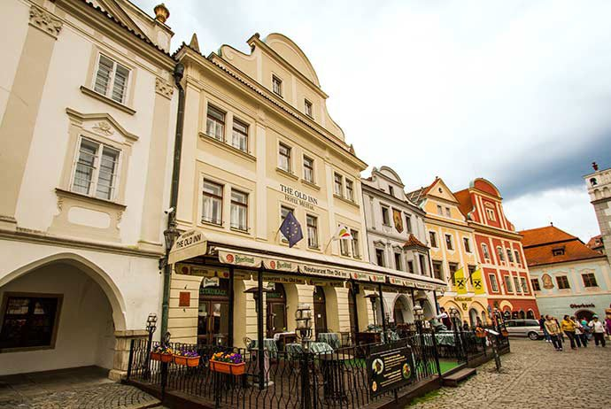 dónde alojarse en Český Krumlov: The Old Inn