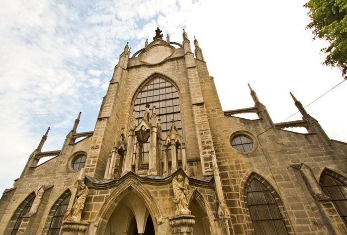 Catedral de la Asunción de la Virgen María y San Juan Bautista