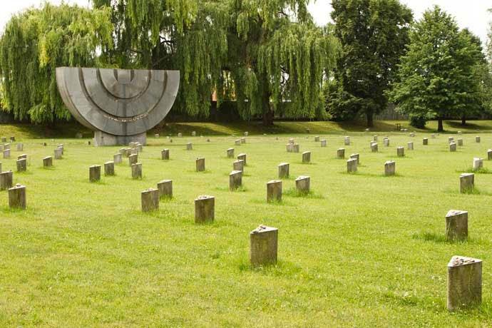 cementerio judío de terezín