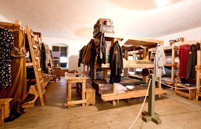 Cuartel Madgeburgo