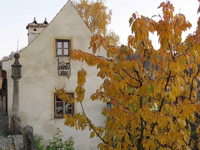 Krumlov House