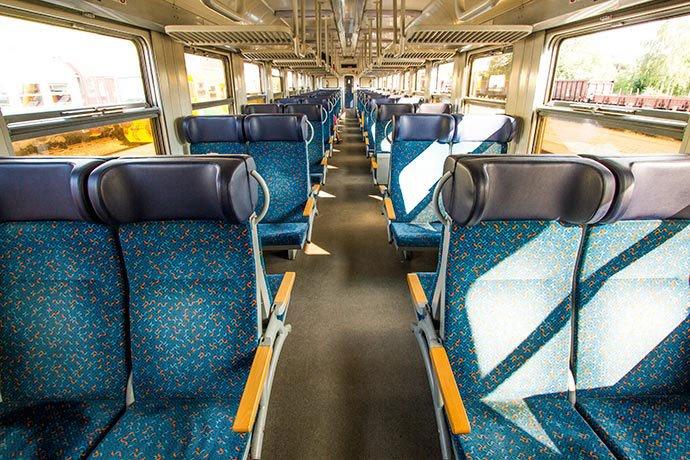 tren checo