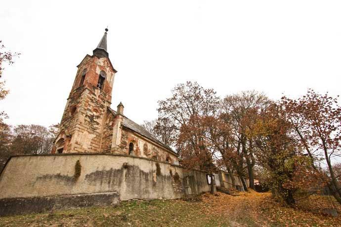 San Jorge, en Luková