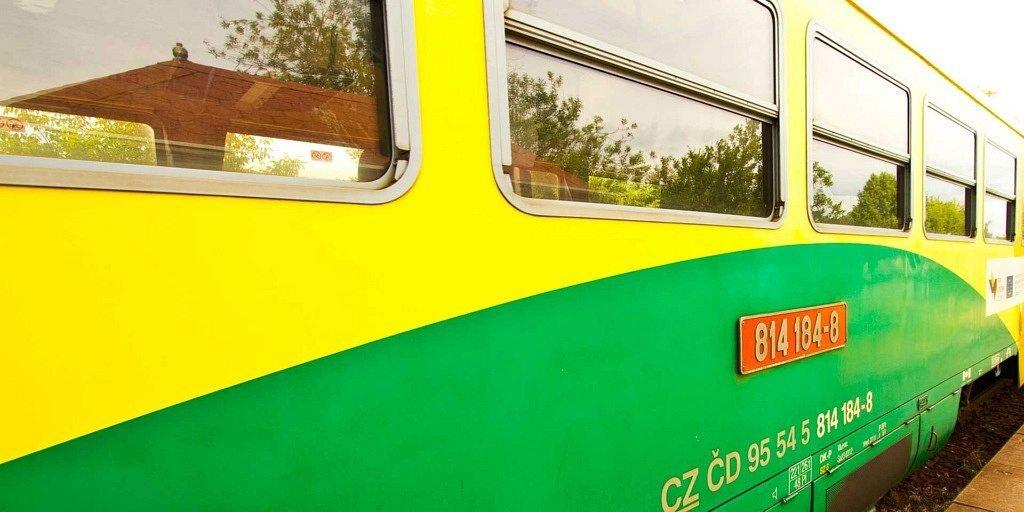 tren de Kutná Hora