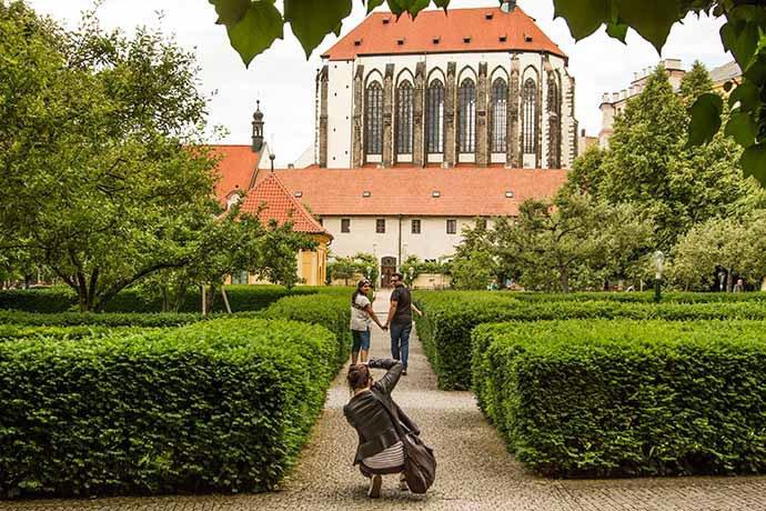Jardín Franciscano