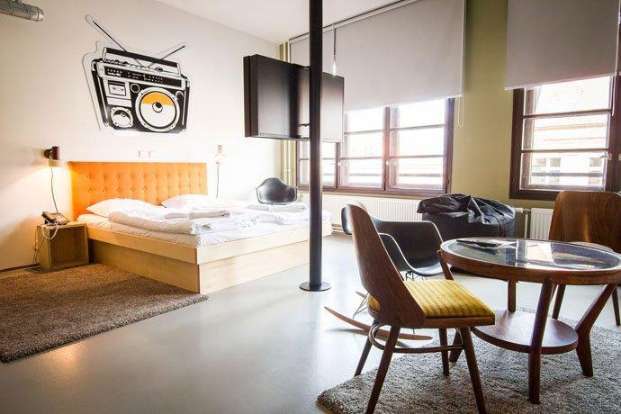 NYX Hotel Prague by Leonardo Hotel