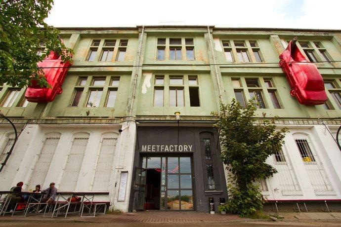 meet factory